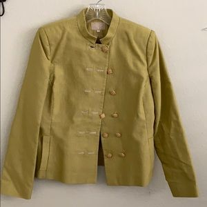 Bill Blass New York double breast button jacket